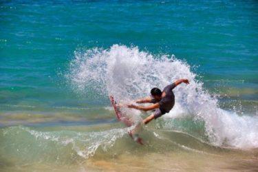ハワイで家族でサーフィンレッスンに参加してみよう!