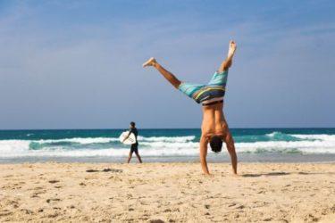ハワイでサーフィンとマラソンを始める計画〜ある運動不足男性の挑戦〜