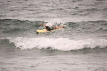 ハワイで家族でサーフィンレッスン第2弾!