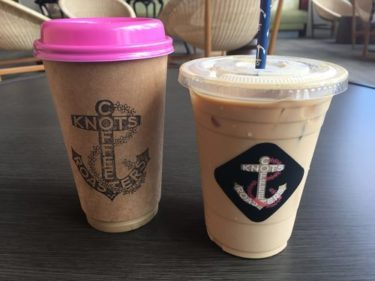 ワイキキの「ノッツ コーヒー ロースターズ」〜クイーンカピオラニホテル1階〜