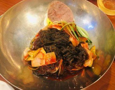 ハワイで最高の冷麺!「ユッ・チャン・コリアン・レストラン」に行ってきた!