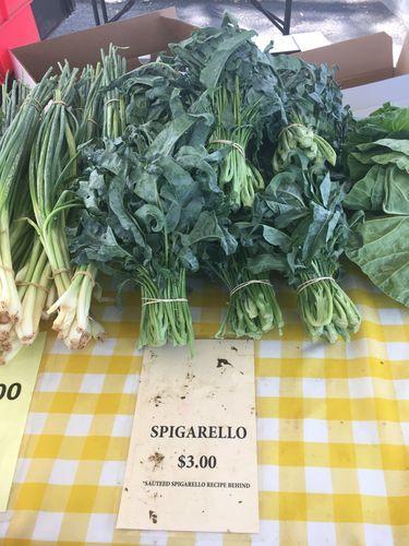 ネクストブーム?ハワイで見つけた珍しい食材「スピガレロ」〜ハワイの食材⑨〜