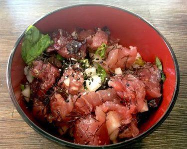 ワイキキの安くて美味しいポケ丼!「MAGURO SUPOT(マグロ・スポット)」