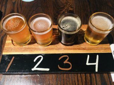 ワイキキの「マウイブリューイングカンパニー」でビール飲み比べ!