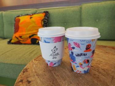 【インスタ映え!】ワイキキの「オリーブ&オリバー」のコーヒーバー行こう!