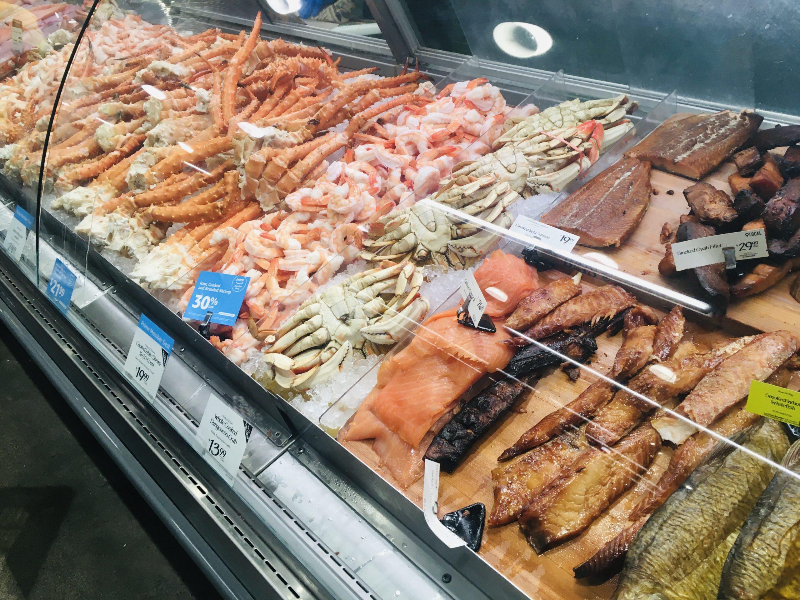 ホールフーズ鮮魚1