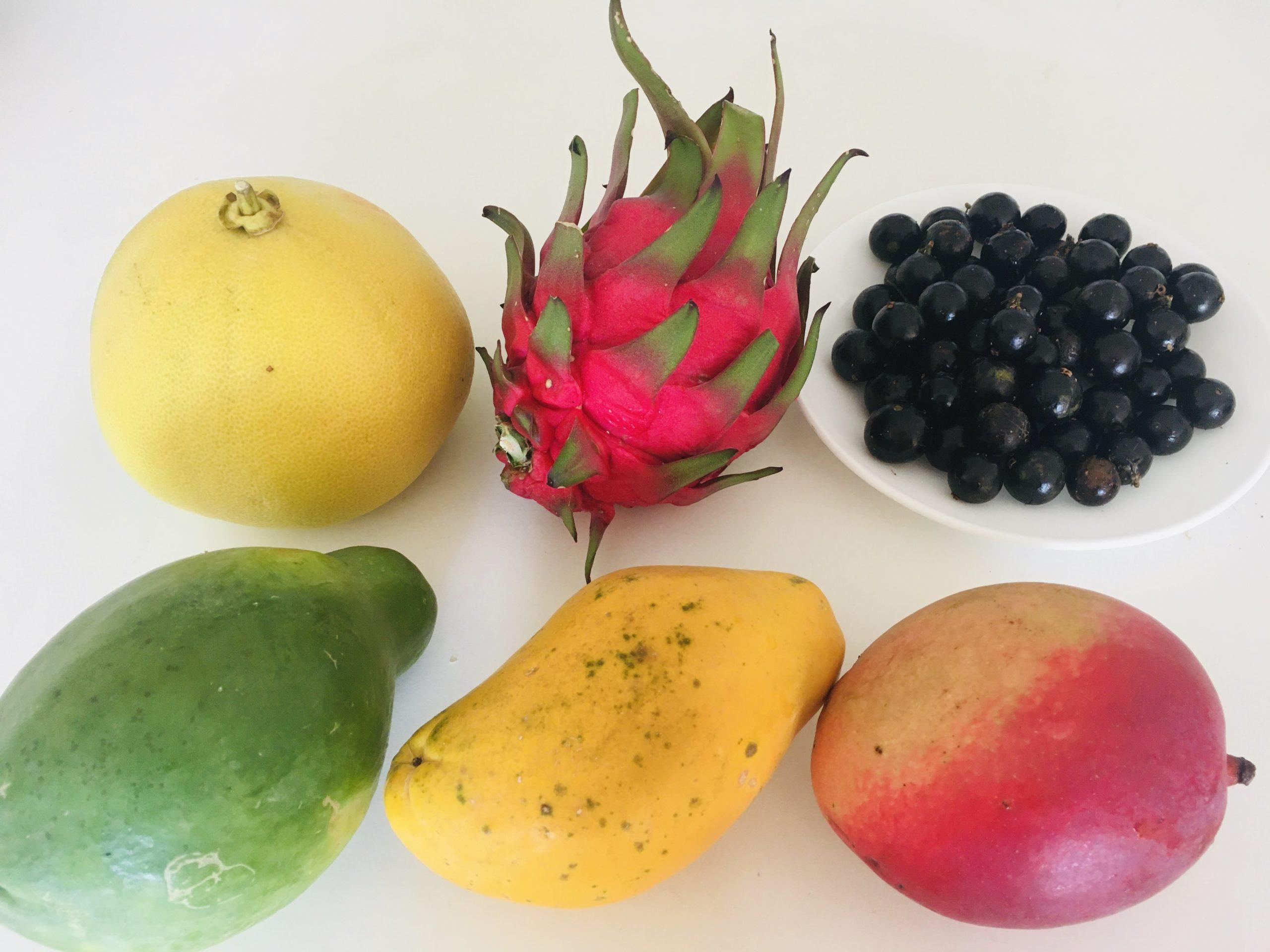 ハワイのフルーツ