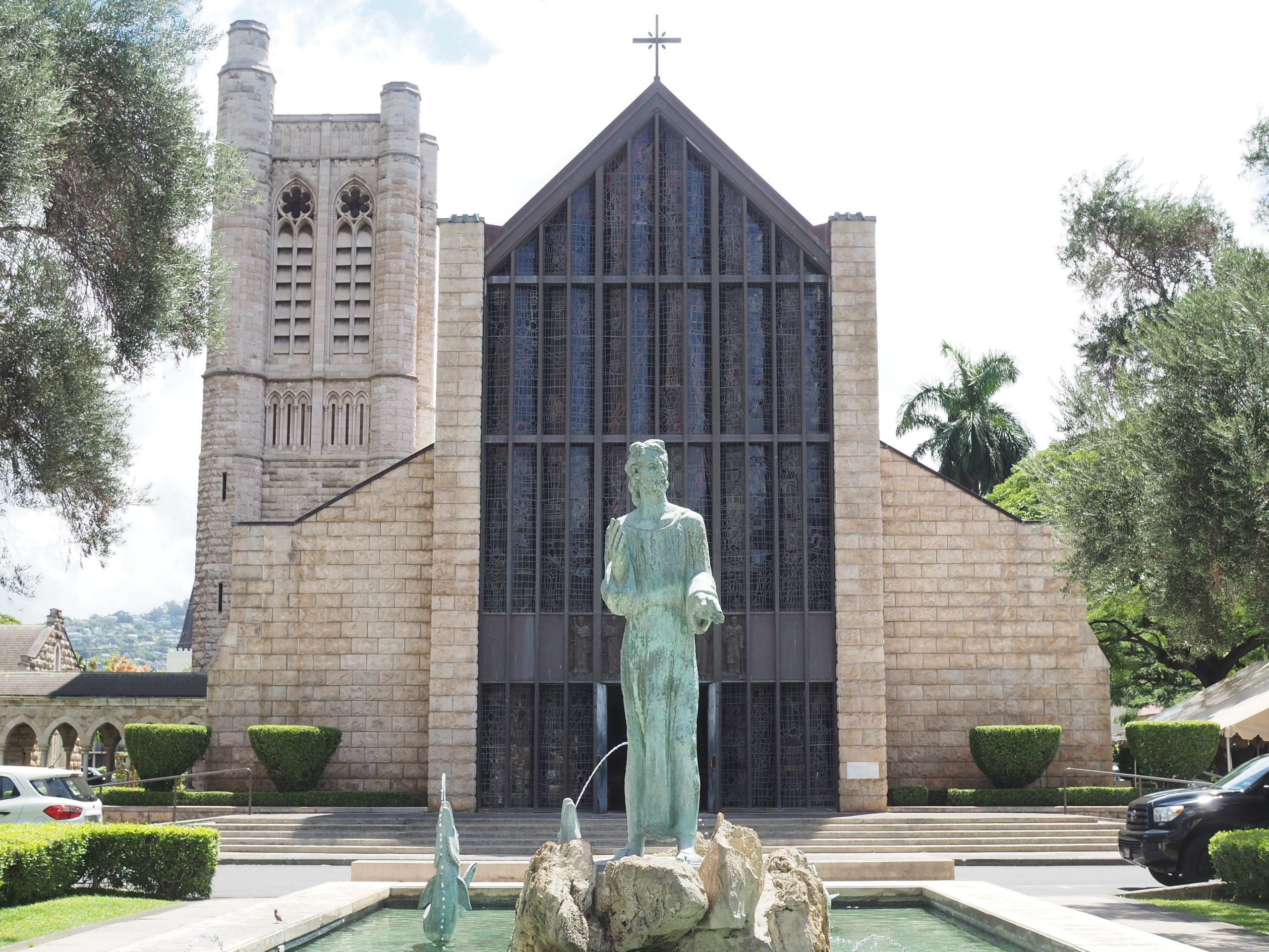 セント・アンドリューズ大聖堂外観