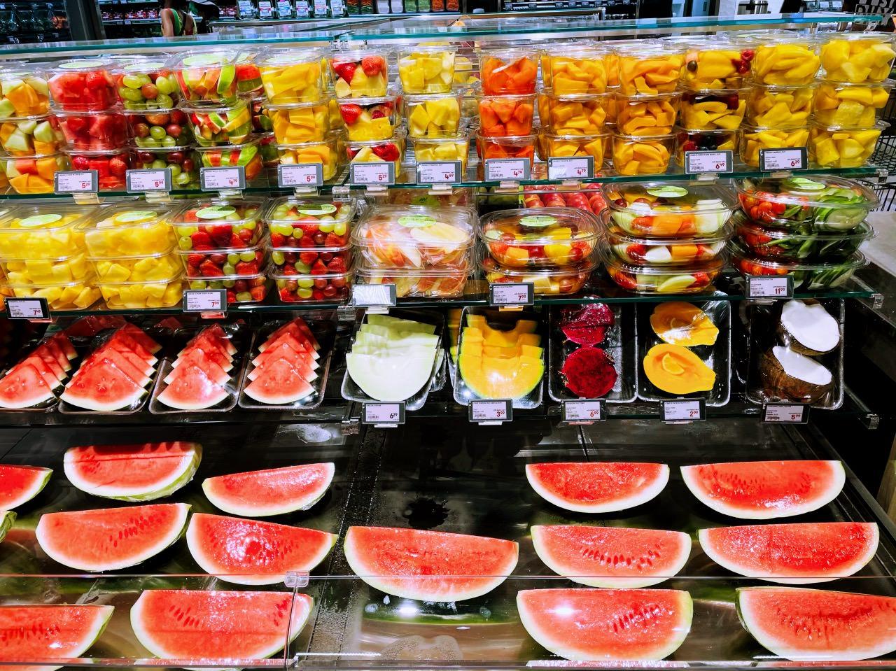 カハラマーケットフルーツ
