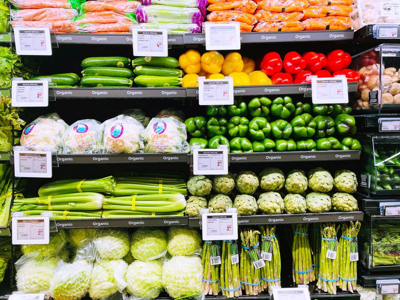カハラマーケット野菜