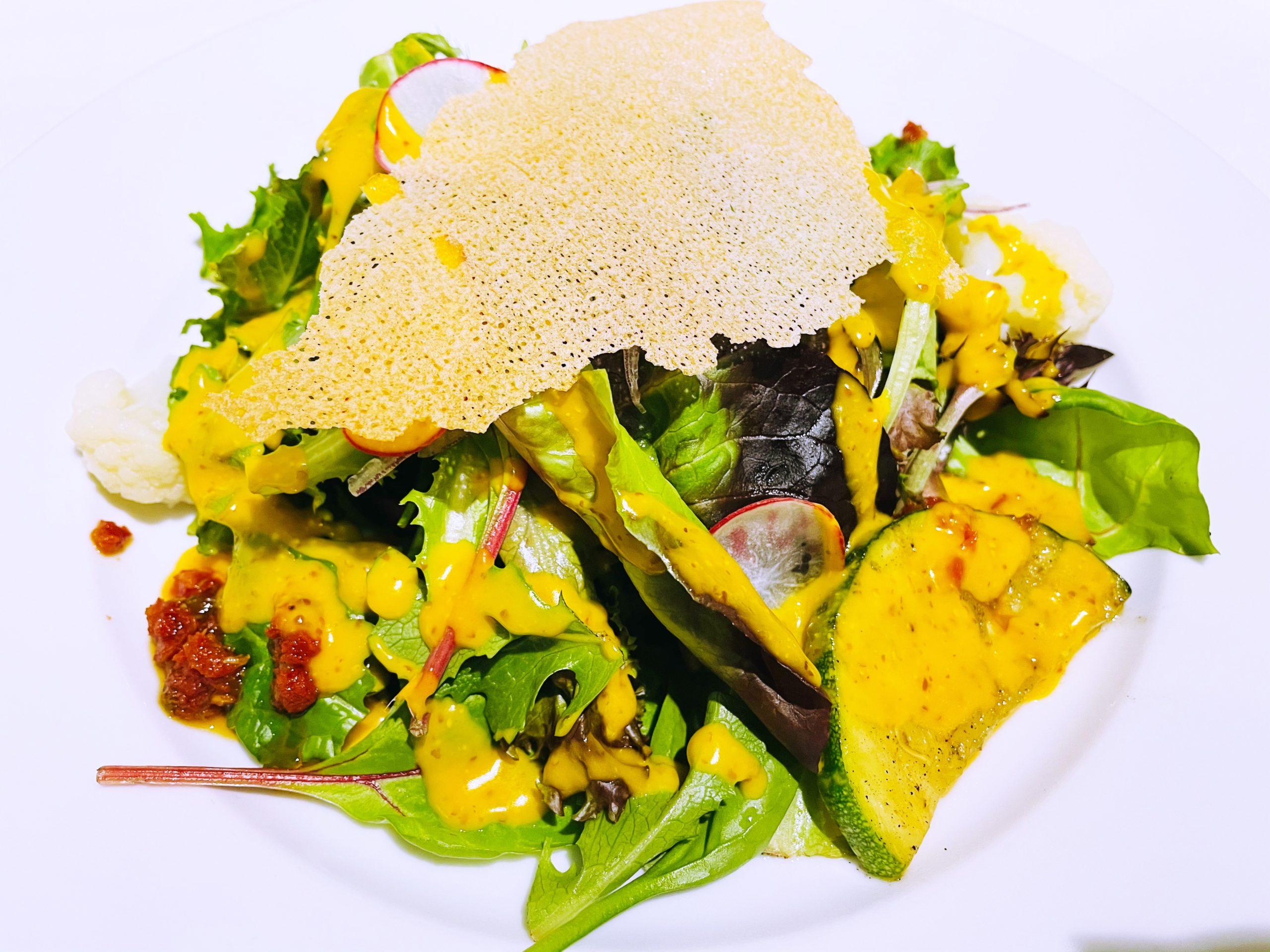 ベルニーニ前菜サラダ
