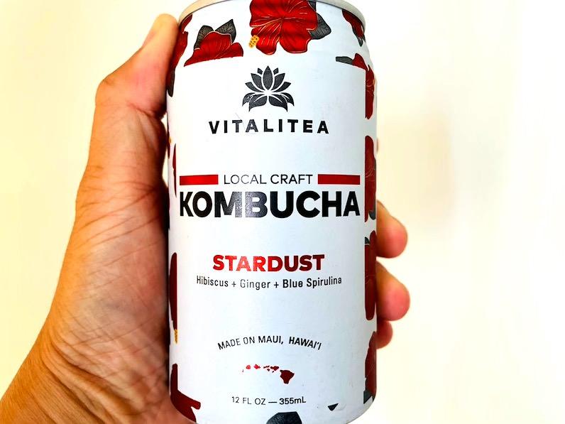 VITALITEAのKOMBUCHA(コンブチャ)