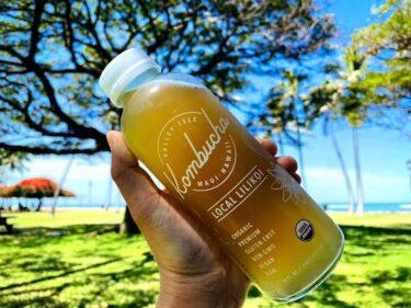 【ハワイでも大人気!】ハワイブランドのKombucha(コンブチャ)を飲み比べてみたよ!