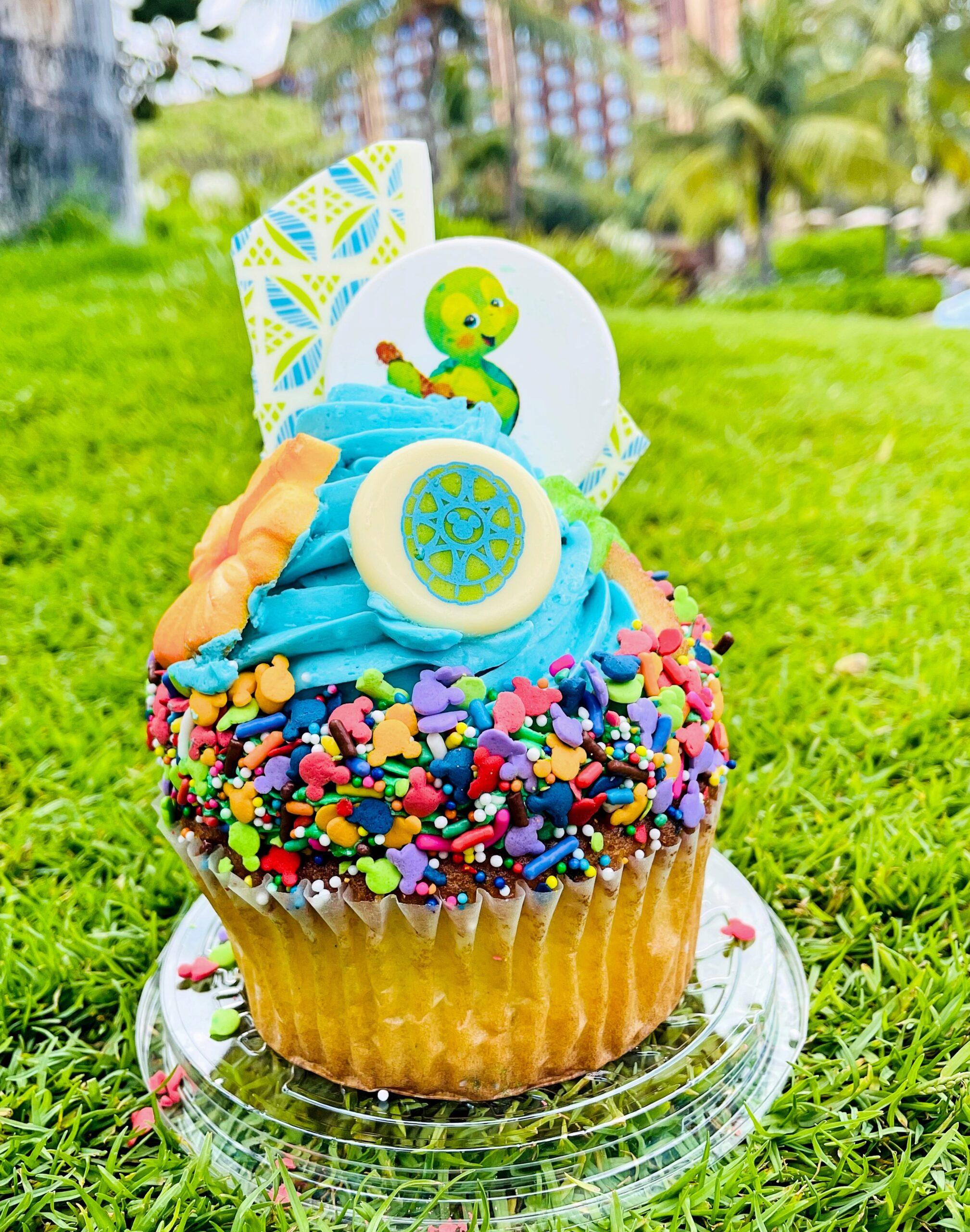 オルメルのカップケーキ