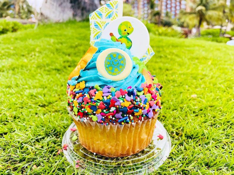 アウラニ・ディズニー・リゾートのオルメルのカップケーキ