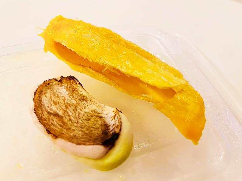 マンゴーの種