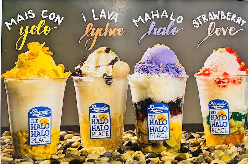 マグノリア・アイスクリーム&トリートのハロハロ